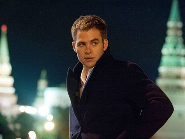 Jack Ryan Tom Clancy Film Dezember 2013