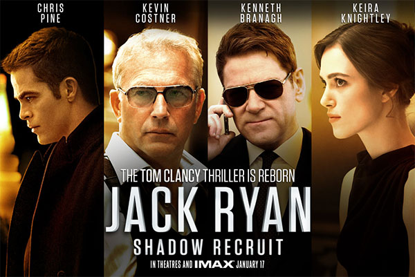 Jack Ryan Shadow Recruit Film