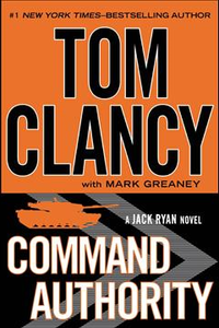 Command Authority Tom Clancy