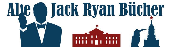 Jack Ryan Bücher von Tom Clancy in der Übersicht