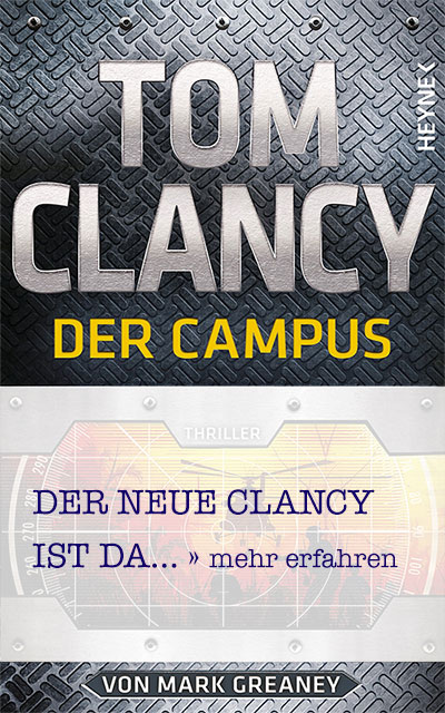 Der Campus von Tom Clancy